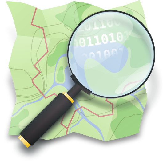 Open street map icon